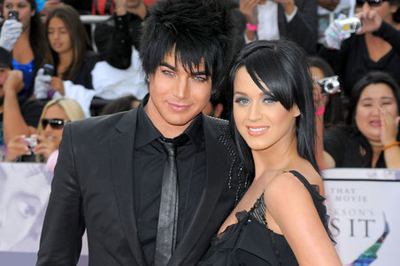 آپ hate Beyonce's singing? What the hell? She's one of the best hip-hop singers out there! ._. Katy Perry and Adam Lambert have weird voices...their songs are catchy, but I just hate their voices -.-