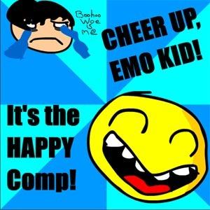 Emo people. :3D