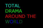 "Heres mine, and i also did something cool with the word ""world"" i made the colors like the earth colors! blue and green!"