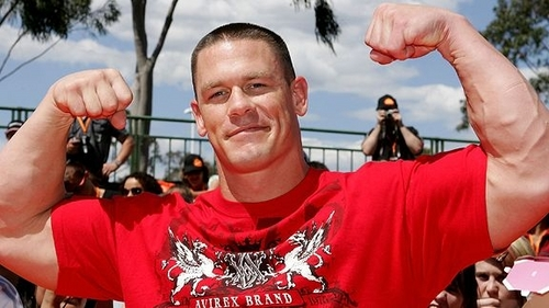 1.John Cena 2.John Cena 3.John Cena! JOHN CENA <33