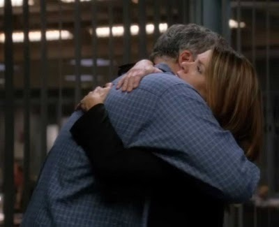 My OTP hugging, I am OBSESSED with this pic because it was their only hug.