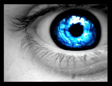 "Baby ""Blue"" eyes!!!"