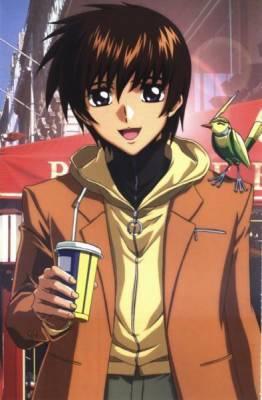 My husband is kira Yamato.:D