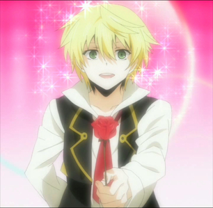 my husband would be Oz from Pandora hearts