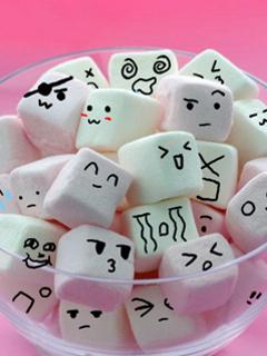 Yay! Cake!!!! Nomnomnom..... @MOLLYMAYJR [i]Here's your marshmellows![/i]