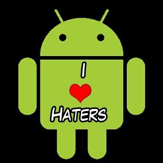 Im allergic to HATERS!!