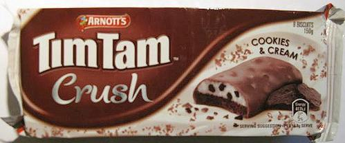 """Since anda berkata """"thing"""" I decided not to post people. So there anda go, Tim Tams- the BEST biscuits in the world."""