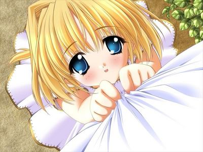 I have a lot of 'favorite things' and one of them is adorable Anime girls. <3 ^^