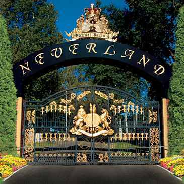 In Neverland Ranch with MJ! LOL I wish. In Colorado.
