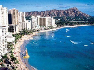 I live in Hawaii :)