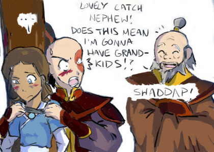 Uncle Iroh Definately.