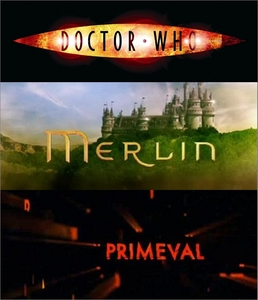 The three awesomest shows in the whole wide world! (for me and around 3 millions others)
