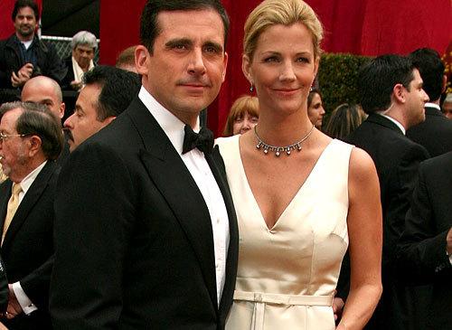 Steve and Nancy Carell. So cute ♥♥♥