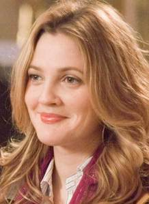 Some people have berkata I look like Drew Barrymore. I guess I see it. Maybe before she got super thin.