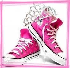 well it not funny but i luv converse!!!!!!!!