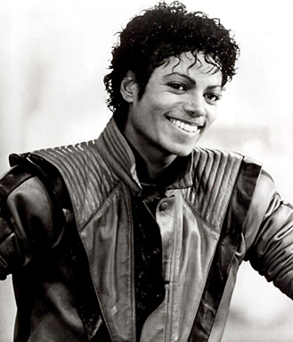 I love all of his jackets,But my favorite jacket is the  jacket he wore in Thriller :)