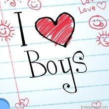 LOL i ALWAYS hari dream about....boys hahaha i think about boys 24/7 soooo like im always thinking about them at school xD