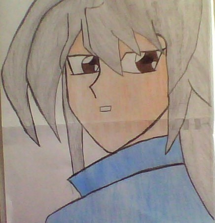 I have watched/ I watch... Pokemon Yu-Gi-Oh One Piece Yu-Gi-Oh Abridged Tokyo Mew Mew Elemental Gelade Shakugan No Shana Shakugan No Shana 2 Scrapped Princess Martian Successor Nadesico Not to mention the ones I used to watch that I can't remember I'm a Bakura Fangirl!!! I drew this portrait of him a few days ago. He's just soooo Awesome!