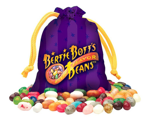 Yeah, a little. But I tình yêu Butterbeer! And Bertie Bot's Every Flavor Beans!
