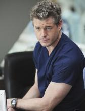 My favorite character that Eric Dane plays is Mark Sloan on Grey's Anatomy.