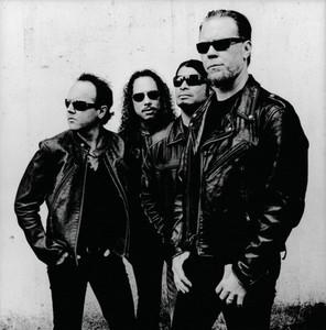 not singer a band ...Metallica