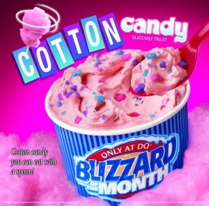 Cotton Candy. :)