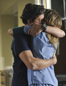 My inayopendelewa couple is Derek and Meredith.