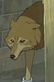 Toboe from Wolf's Rain :DDDD