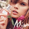 Right now is the russian model Maryna Linchuk from the commercial for [i]Miss Dior Chèrie.[/i]
