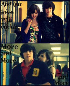 Eli & Clare from the TV mostra Degrassi :) Best. Couple. EVER!! :) :) (An original Picnik.com edited picture, made da me)