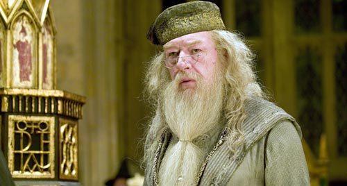 Older than Dumbledore.