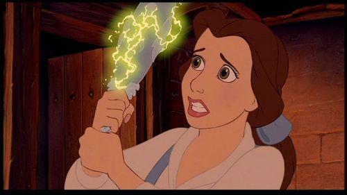 Belle <3 =)