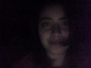 This is me in the darkness of the night