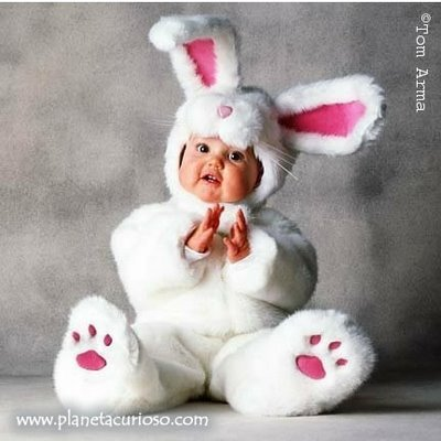 Because i'm adorable, like this baby right here