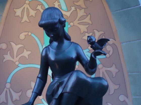 Cinderella's fontein