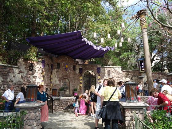 Rapunzel's Area