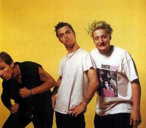 """Green Day 2000 """"2000 Light years..."""