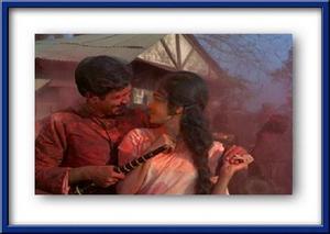 Asha Parekh & Super star, sterne Rajesh Khanna in Kati Patang - 1971