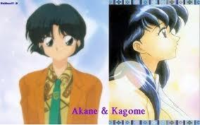 akane and kagome