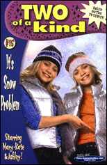 Book - Two Of A Kind - It's Snow Problem - Mary-Kate ...