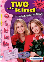 Book - Two Of A Kind - The Facts About Flirting - Mary ...