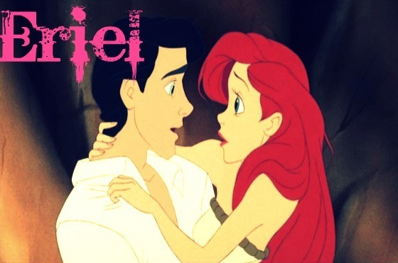 """Ariel? Oh. That's kind of pretty. Okay, Ariel."""