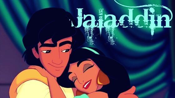 """""""Him! I choose... I choose you, Aladdin."""""""