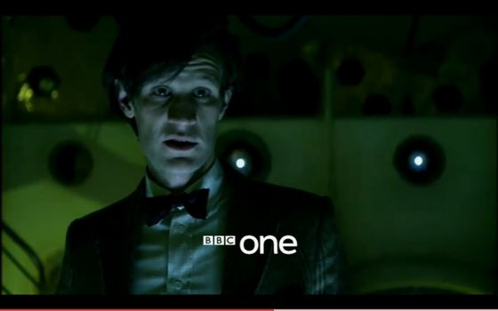"""Fear me. I killed all of them[timelords]"" .... Ah, woobie."