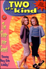 Book - Two Of A Kind - The Sleepover Secret - Mary-Kate ...