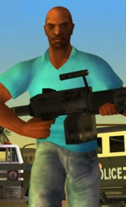Appearance(s): Grand Theft Auto: Vice City stories,Grand Theft Auto:vice city,Full name: Victor Vance ,Also known as: Vic Vance, Mr Vance, Boss ,Gender: Male ,Nationality: American,