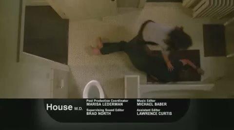 """#1 oben, nach oben rated screencap """"House MD 5X23 'Under My Skin' Vorschau #1"""" Von Seddy"""