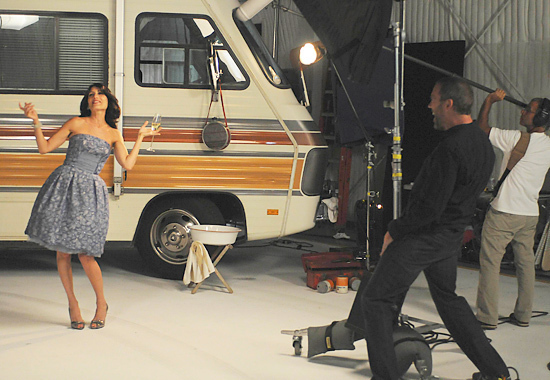 """From #4 oben, nach oben rated Foto """"Behind the Scenes with the Case of House"""" Von TCrowfoot"""