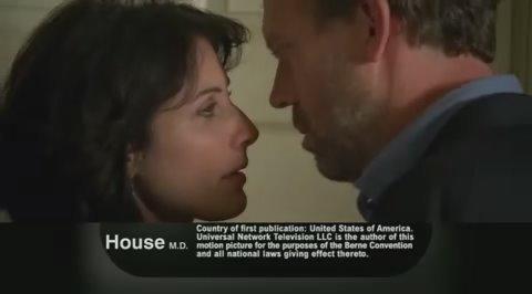 """#8 oben, nach oben rated screencap """"House MD 5X23 'Under My Skin' Vorschau #1"""" Von Seddy"""