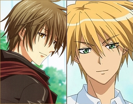 Kei and Usui